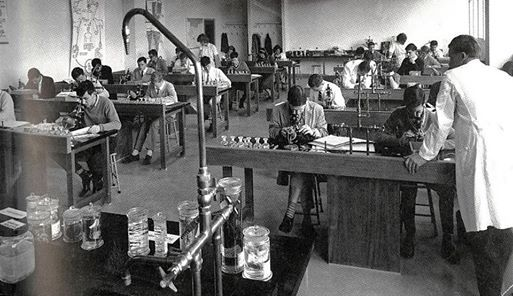 1961- First 75 students to enrol at the Faculty of Medicine