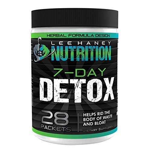 Lee Haney's Nutritional Support Cleansing Detox