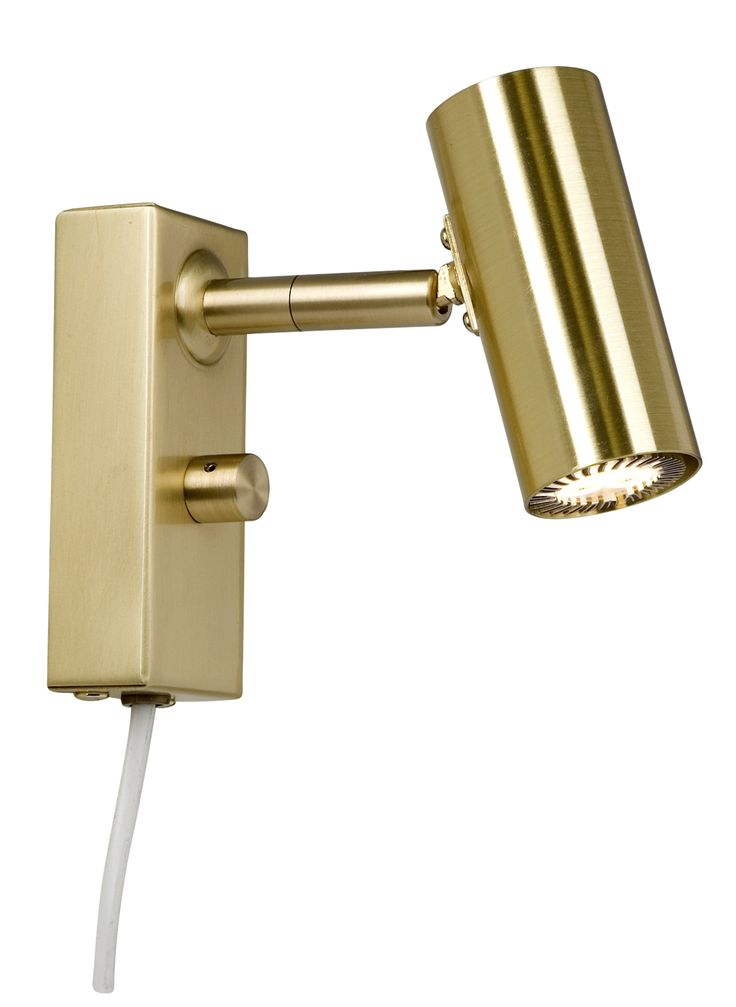 Cato LED wall lamp. Made in Sweden by Belid