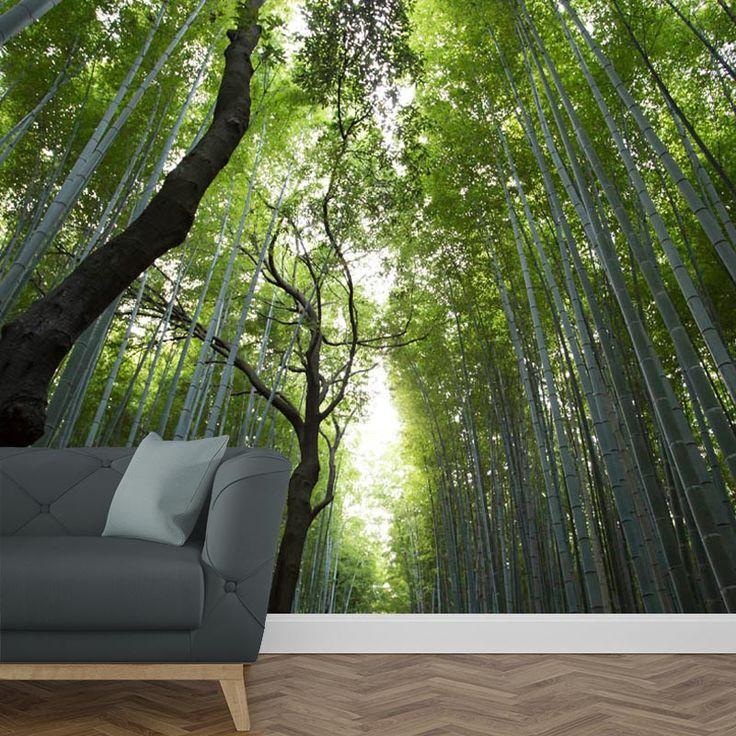 25 beste idee n over tropisch behang op pinterest for Wat is vliesbehang