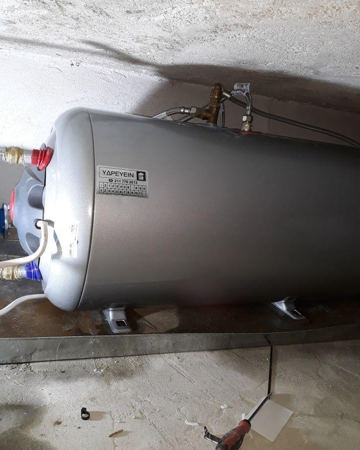 ΥΔΡΕΥΕΙΝ Υδραυλικοι Ψυχικό εγκατάσταση Ηλεκτρικού Θερμοσιφωνα ELCO TITAN www.υδρευειν.eu/e-shop 211 770 2013.