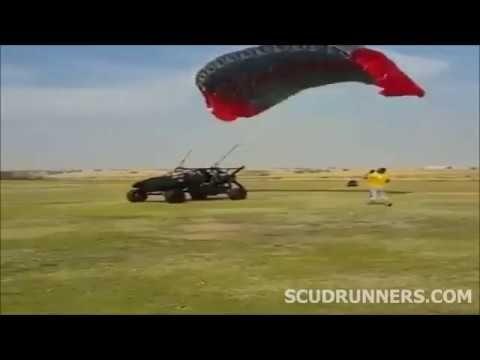Flying Car Fun!