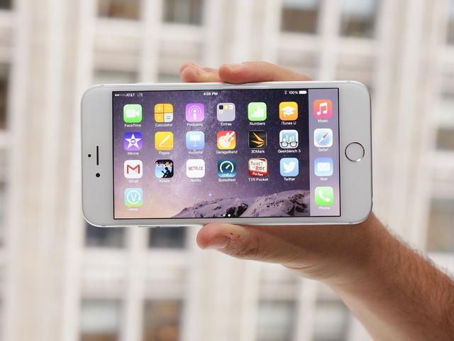 Apple iPhone 6 Plus: review - CNET
