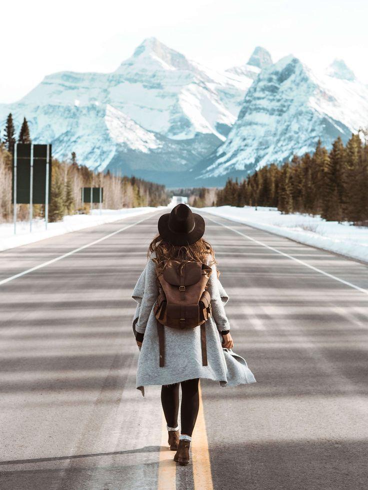 How To Spend 3 Days In Jasper in Winter/Spring