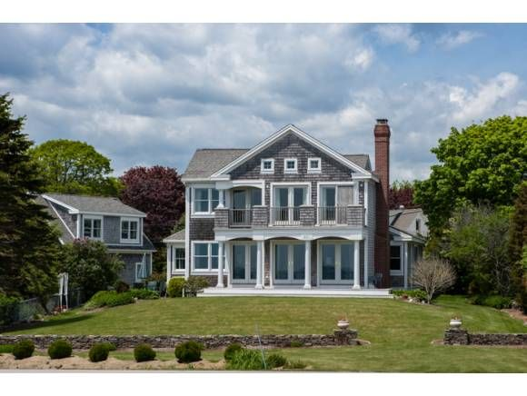 rye beach new hampshire homes | New Hampshire Waterfront Property in ...