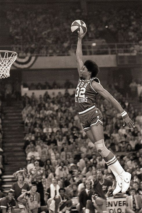 The 1976 NBA Dunk Contest