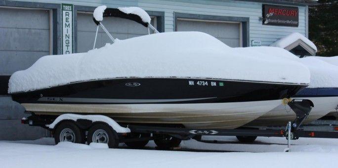 Winterize boat RBFF