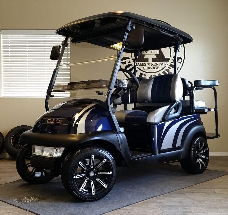 Best 25 Custom Golf Carts Ideas On Pinterest Golf Carts