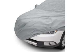 2013 #Subaru #Outback Car Cover. Helps protect the exterior of your Outback. Made of lightweight breathable material. MSRP: $99.95 #parts #accessories #subaru