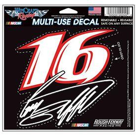 Greg Biffle #16 Multi-Use Decal (3059)