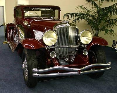 1932 Duesenberg J Judkins Coupe