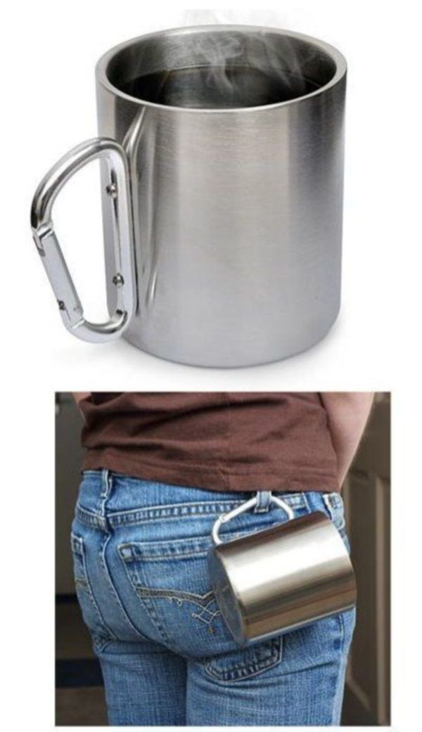 Never lose your cup again!