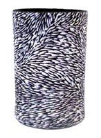 Utopia Can Cooler Leaves (BnW) Gloria Petyarre Code:  COOL-UC/GP-LBW  Price:  $9.00 or 3 for $25.00