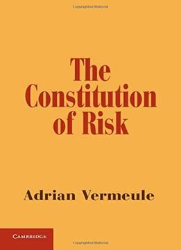 The Constitution Of Risk PDF