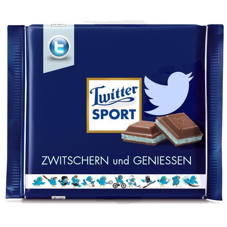 Ritter Sport Fake Sorte - twitter