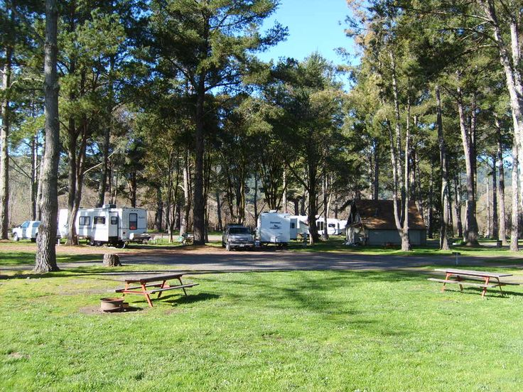 Full hookup camping northern california