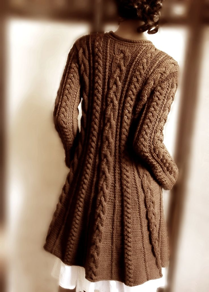 Love this cable knit sweater