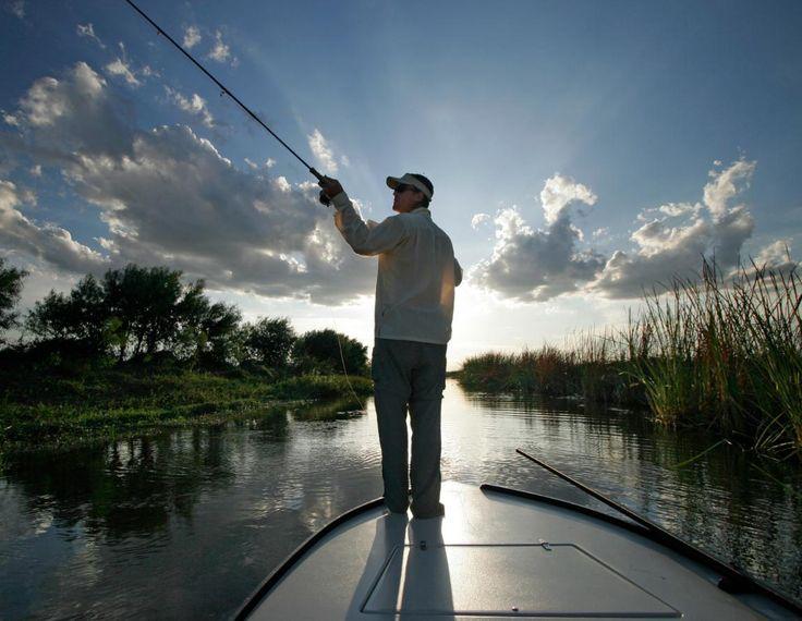 Pesca en Corrientes. Más en www.facebook.com/viajaportupais