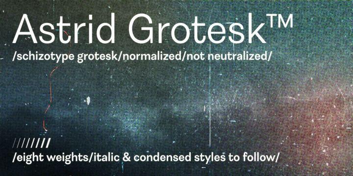 Font dňa – Astrid Grotesk - https://detepe.sk/font-dna-astrid-grotesk/
