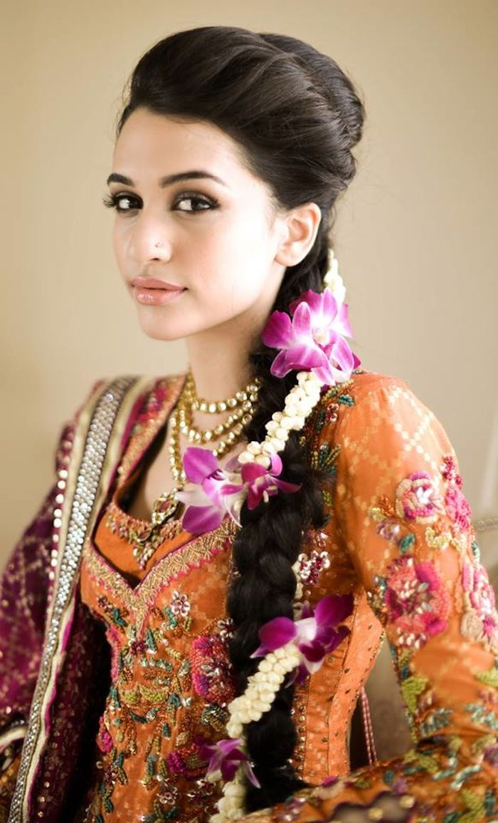 61 best hair do images on pinterest | hindus, south indian