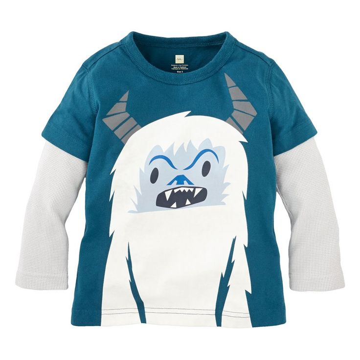 Tea Collection Long Sleeve Tees for Boys | Divine Lifestyle