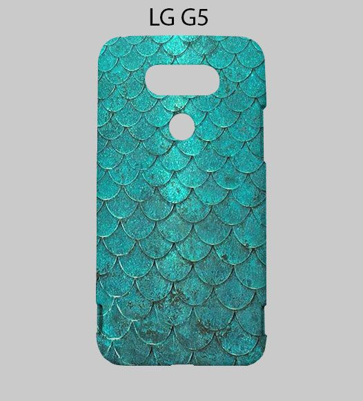 Mermaid Scale LG G5 Case Cover