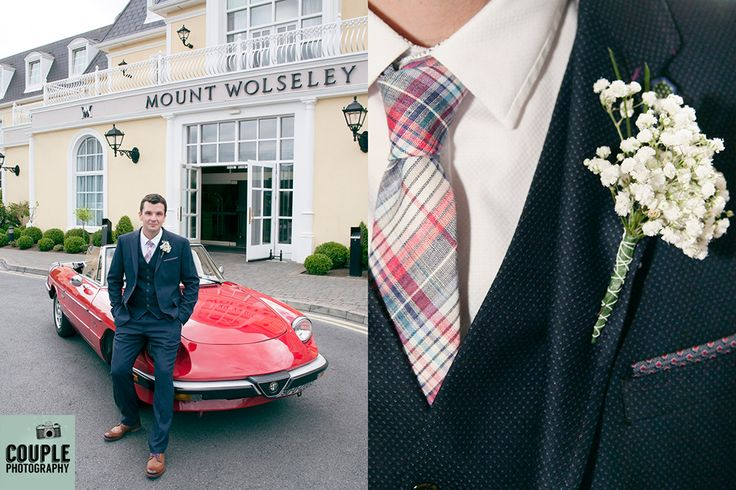 Looking slick! Details. Weddings at Mount Wolseley photographed by Couple Photography.