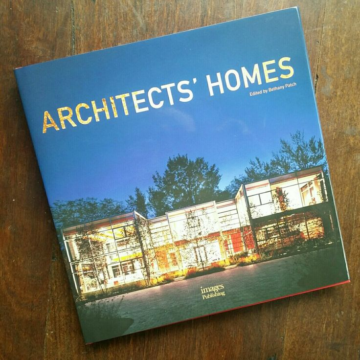 """We just received a preview copy of this beautiful new book which includes """"homes of some of the world's best-known architects""""... and David Saunders very own family home, the 'argyle' project. Grab a copy!  """"This stunning book takes a rare glimpse into the intriguing and unique homes of some of the world's best-known architects."""" Images Publishing  http://imagespublishing.com/products/architects-homes?variant=31607325254"""