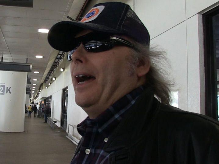 Dwight Yoakam Says Marilyn Manson's Gun Prop Stunt Was Inappropriate