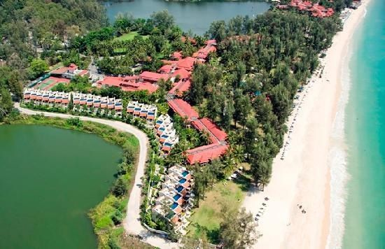 Dusit Thani Resort, Phuket