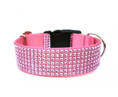 Puppy Collars with Bling   Bling Dog Collars   Shop Mode Dog