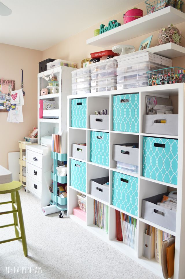 Craft Room Decor Pretty And Functional Spaces Craft Room Decor