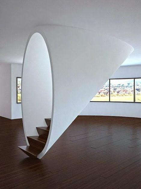 Escalera, Treppe
