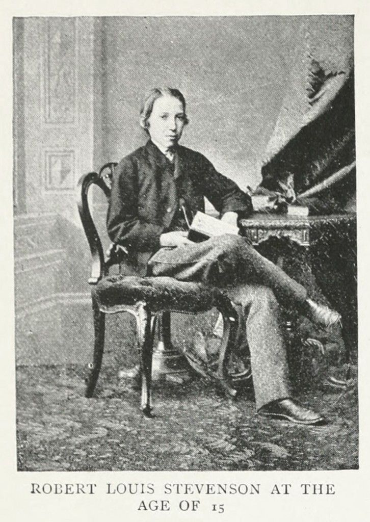 the impacts of robert louis stevenson Robert louis balfour stevenson (13 november 1850 – 3 december.
