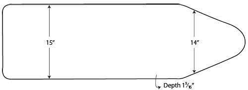Чехол для гладильной доски своими руками (Шитье и крой) | Журнал Вдохновение Рукодельницы