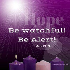 First Sunday of Advent embeddedfaith.org
