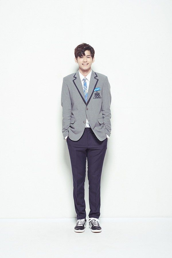 Ong Seong Wu (옹성우) | Wanna One | KpopScene.com