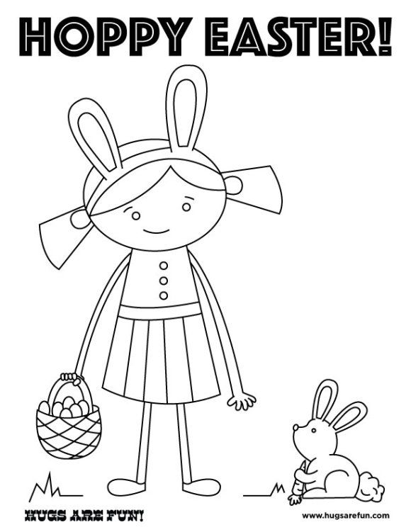 17 Best ideas about Easter Coloring
