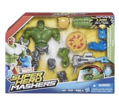 Marvel Avengers, Hulk Big Mash-Up Pack, Super Hero Mashers