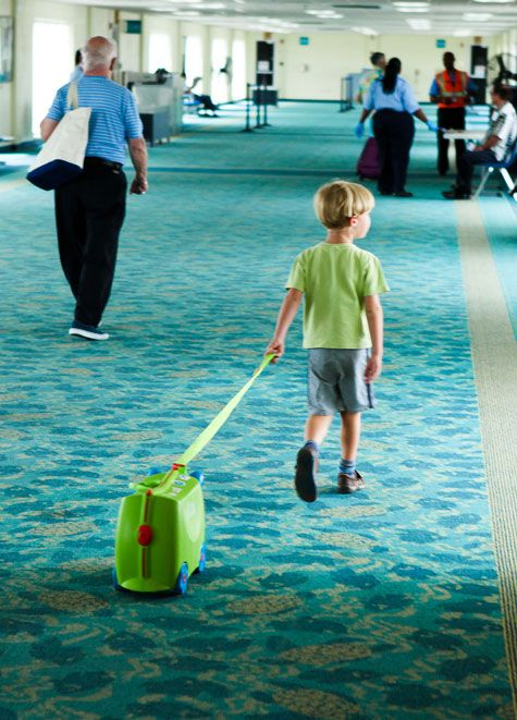 Travel for kids website :: Not only does this extensive travel site include packing tips, it has tips on pretty much every other aspect of traveling: from location-specific activities to places to stay to recommended lists of ebooks your kids can read on long trips.