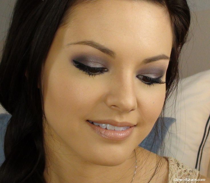 Urban Decay Smoked Palette: Plum Smoky Eye