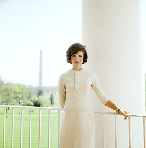 """My Style Icon, The """" Other Mrs. Kennedy"""" :-) Always stylish.   #Topvintage"""
