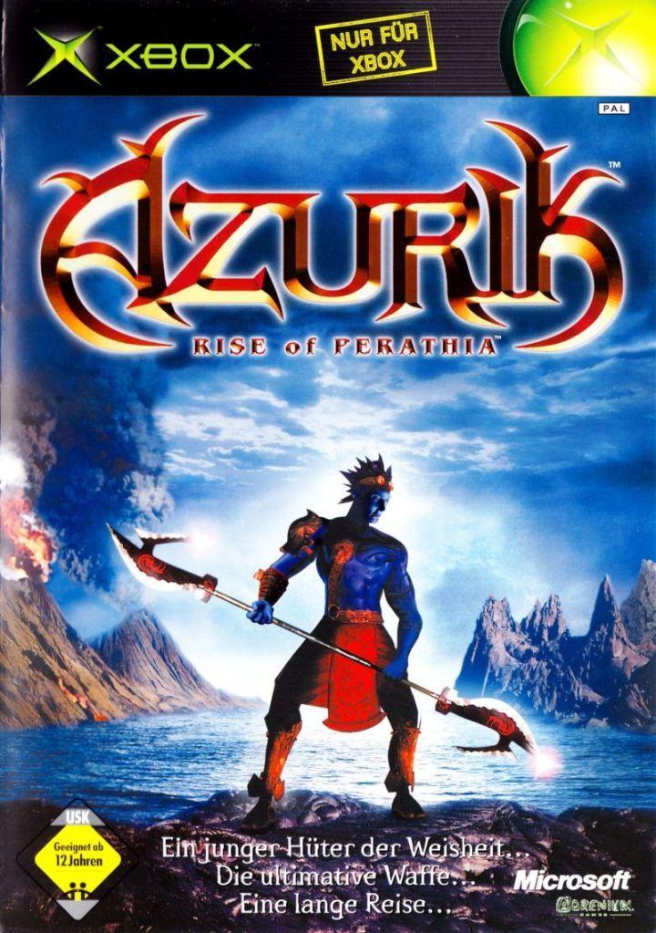 Azurik: Rise of Perathia Xbox ISO Roms Free DownloadFree Download