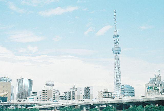 ochabang:  TOKYO SKYTREE by yukki.. on Flickr.