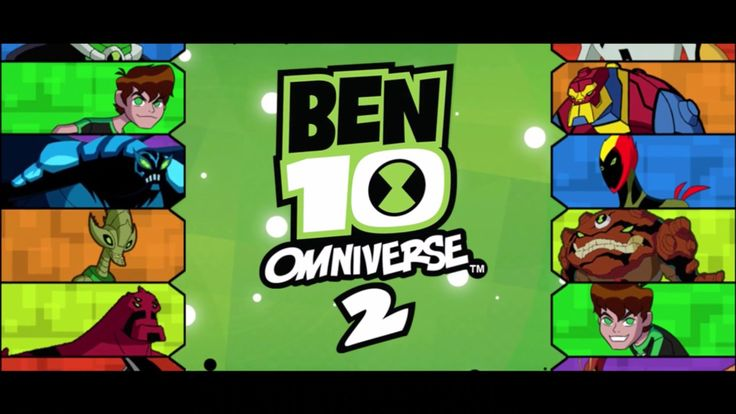 ben ten omniverse 2 GAMEPLAY -PART1