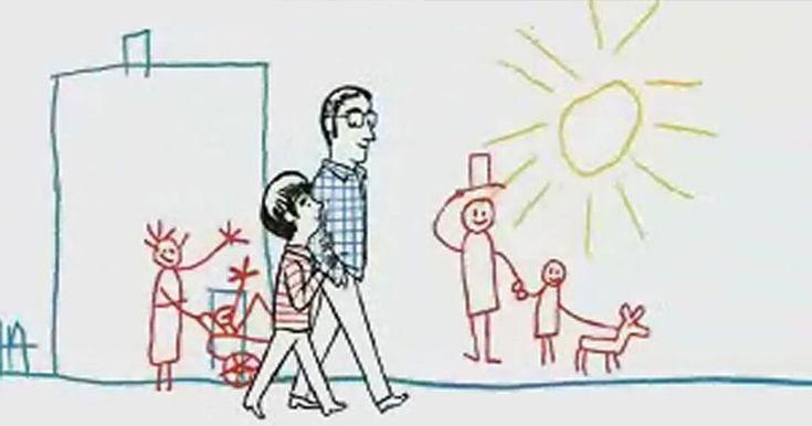 """El viaje de Maria"" - Το ταξίδι της Μαρίας. Video για τον αυτισμό"
