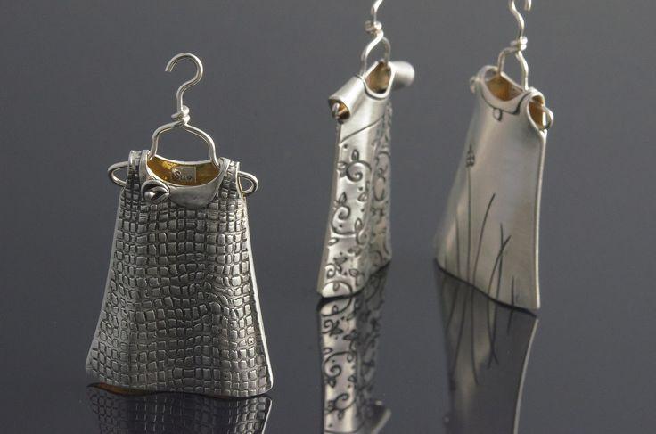 Sue McNenly's Precious Metal Clay vignettes