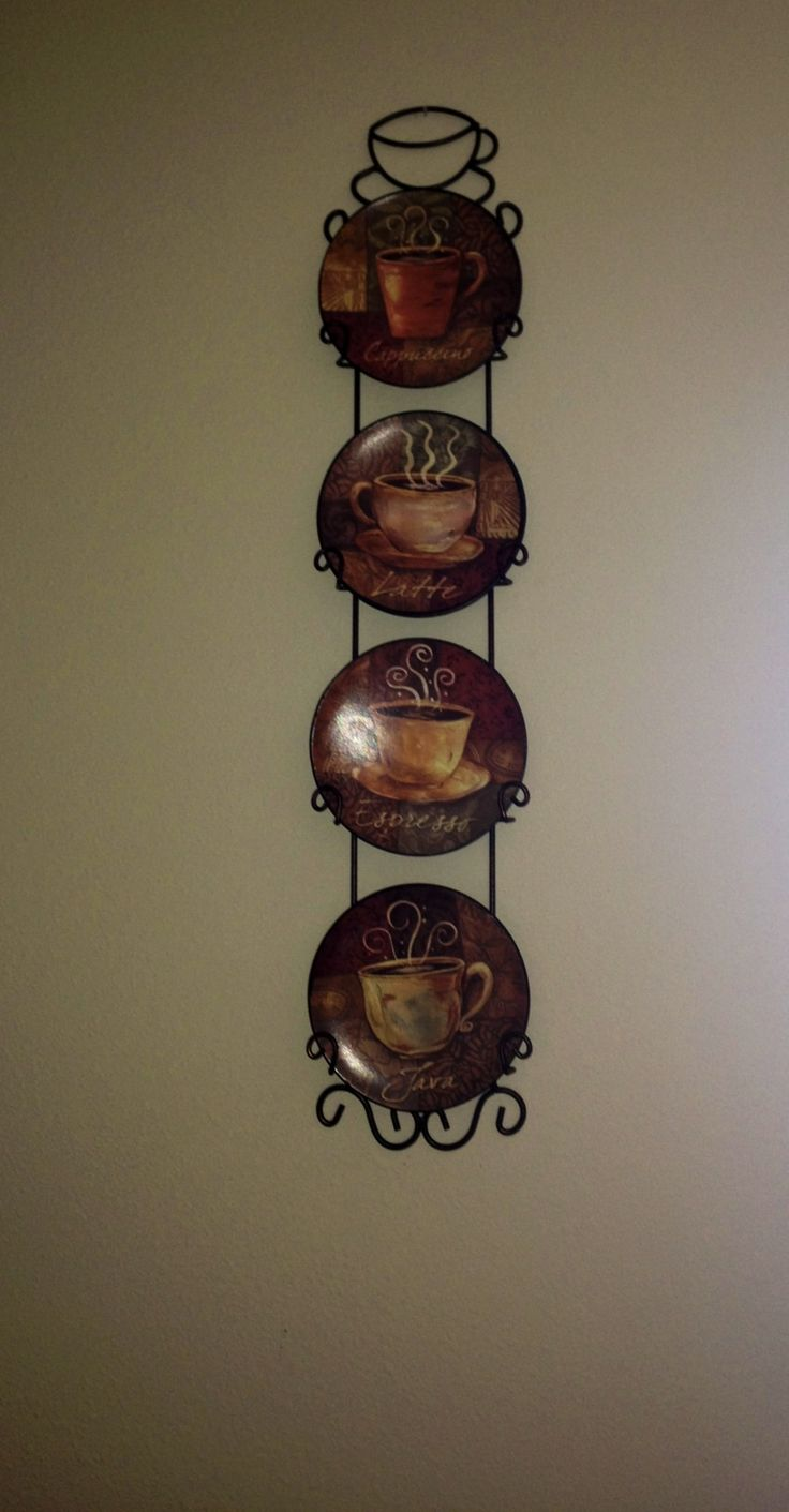 Kitchen Wall Decor With Plates : Pin by jennifer porter cescon on kitchen