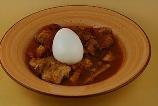 Ethiopian Chicken Stew (Doro Wat)