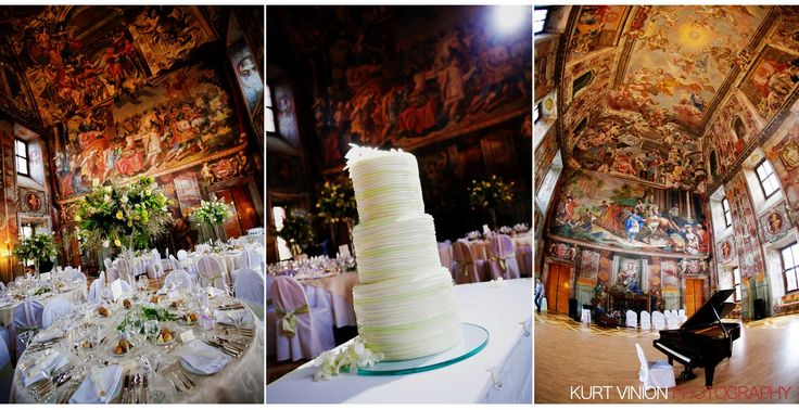 wedding bling for a VIP luxury wedding at the Troja Chateau in Prague, Czech Republic